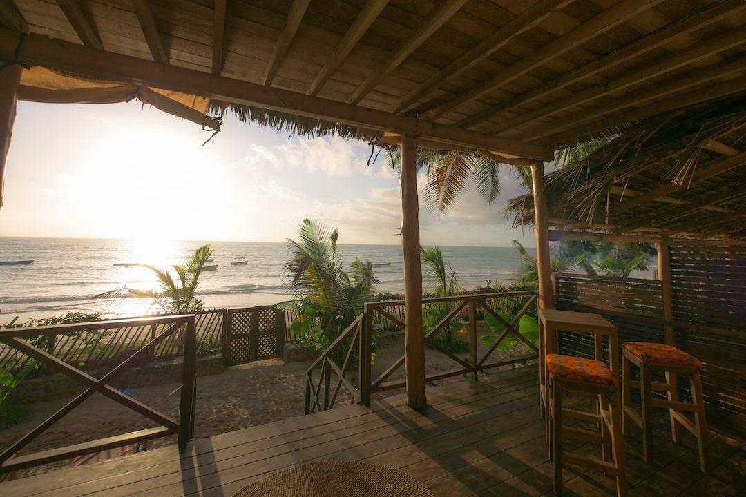 Suite con terrazzo fronte mare